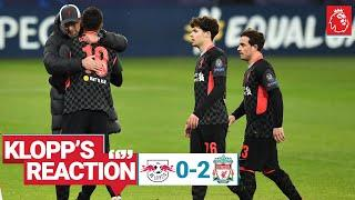 Klopp's Reaction: Alisson, mentality and Budapest win | RB Leipzig vs Liverpool