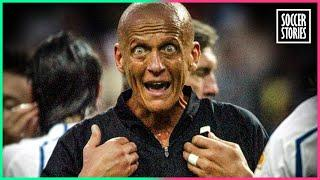 The most emotional moment in Pierluigi Collina's career | Oh My Goal