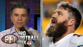 How Ryan Fitzpatrick can beat out Tua Tagovailoa for Week 1 start | Pro Football Talk | NBC Sports