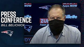 Bill Belichick: 'We all need to do a better job' | Patriots Press Conference 10/26