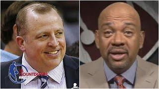 Tom Thibodeau to finalize a 5-year deal to be the Knicks' head coach | NBA Countdown