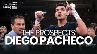 From Mexico to MSG | Diego Pacheco's journey with Matchroom USA