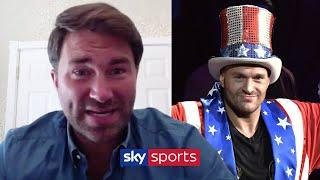 Eddie Hearn names the THREE fighters he would love to sign for Matchroom Boxing