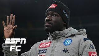 Who's getting Kalidou Koulibaly – Manchester United, Manchester City or PSG? | Transfer Talk