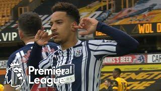 Matheus Pereira gives West Brom early lead over Wolves | Premier League | NBC Sports