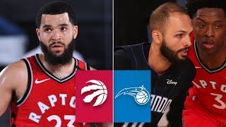 Toronto Raptors vs. Orlando Magic [FULL HIGHLIGHTS] | 2019-20 NBA Highlights