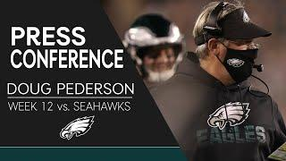 Doug Pederson Discusses Loss to Seahawks | Eagles Press Conference