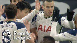 Gareth Bale eases Tottenham in front of Crystal Palace | Premier League | NBC Sports
