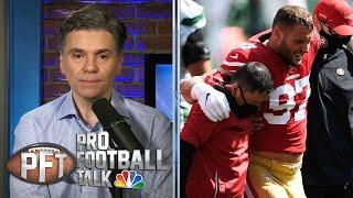 Which NFL team is hurt most by Week 2 injuries? Pro Football Talk | NBC Sports
