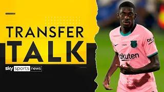 Manchester United in talks to sign Ousmane Dembele!   | Transfer Talk