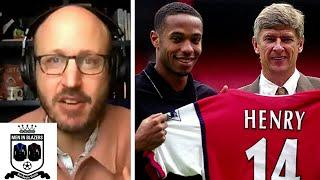 Men in Blazers: Arsene Wenger reflects on bond with Thierry Henry, Arsenal domination | NBC Sports