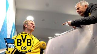Matchday Review with Golden Boy Erling Haaland and Emre Can | Matchday Review | Hertha - BVB 2:5