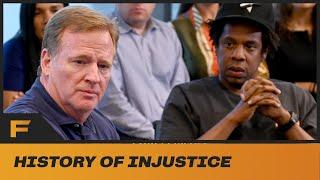 Addressing The NFL's Long History With Racial Injustices Between Coaches, Athletes & Politics