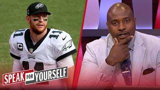 Wiley & Acho react to Wentz's performance in Eagles' loss to Washington   NFL   SPEAK FOR YOURSELF