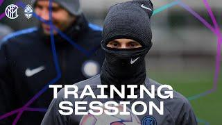 INTER vs SHAKHTAR | PRE-MATCH TRAINING SESSION | 2020-21 UEFA CHAMPIONS LEAGUE