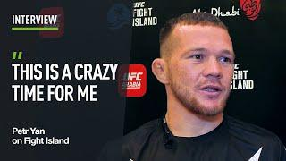 Petr Yan talks journey to Fight Island and UFC 251 title clash with Jose Aldo