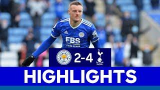 Defeat For The Foxes On The Final Day | Leicester City 2 Tottenham Hotspur 4 | 2020/21
