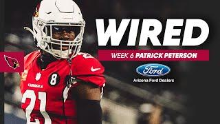 Patrick Peterson Mic'd Up in Big Win vs. Dallas | Arizona Cardinals