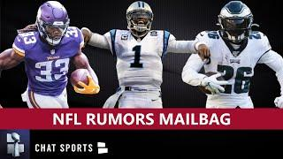 NFL Rumors Mailbag: Dalvin Cook Trade? Sleeper Playoff Teams? Patriots Signing Cam Newton?