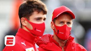 Lewis Hamilton wins again while Ferrari go from bad to worse at the Belgian Grand Prix | F1 2020
