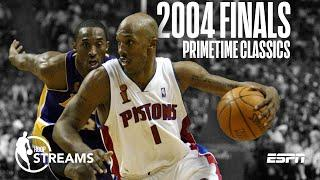 How Chauncey Billups and the Pistons stopped Shaq and Kobe's Lakers | Hoop Streams