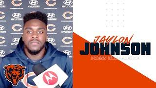 Jaylon Johnson: 'I've been preparing my whole life for this' | Chicago Bears