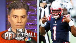 New England Patriots activate Cam Newton from COVID-19 list | Pro Football Talk | NBC Sports