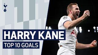 HARRY KANE'S TOP 10 SPURS GOALS