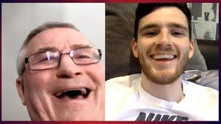 Andy Robertson's heart-warming calls to fans   'You've made my quarantine'