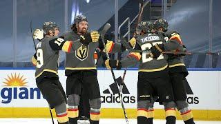 Theodore finally beats Demko to send Vegas to Conference Finals