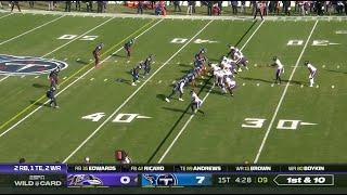 This Lamar Jackson Throw is Just GROSS!