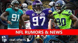 NFL Rumors Mailbag On Jadeveon Clowney, Yannick Ngakoue, Kenny Stills Trade & Clyde Edwards-Helaire