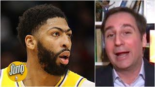 Is there any chance Anthony Davis doesn't re-sign with the Lakers? | The Jump