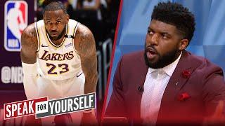 Lakers' concern level is high after dropping Game 4 to Suns — Acho | NBA | SPEAK FOR YOURSELF