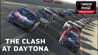 LIVE iRacing: eNASCAR Coca-Cola Series Clash at Daytona