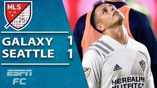 Chicharito's goal not enough as LA Galaxy fail to make playoffs | ESPN FC MLS Highlights