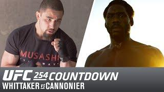 UFC 254 Countdown: Whittaker vs Cannonier