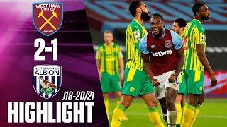 Highlights & Goals | West Ham vs. West Brom 2-1 | Telemundo Deportes