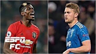 Does a Paul Pogba-Matthijs de Ligt swap deal make sense for Manchester United? | Extra Time