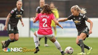Women's Super League: West Ham v. Manchester United | EXTENDED HIGHLIGHTS | NBC Sports