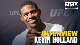 "Kevin Holland Explains Dislike Of Mike Perry: ""Let Me Smack On Him"" - MMA Fighting"