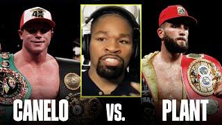 Shawn Porter Gives Honest Canelo vs. Caleb Plant Prediction