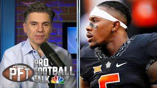 Why Kemah Siverand's decision was very dangerous to Seahawks | Pro Football Talk | NBC Sports