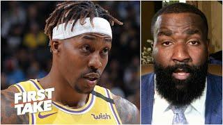 Dwight Howard's contributions to the Lakers have been phenomenal - Kendrick Perkins | First Take