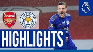 Foxes Earn Point At Emirates Stadium | Arsenal 1 Leicester City 1 | 2019/20