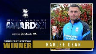 PA21 | Harlee Dean voted your Supporters' Player of the Season