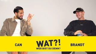 Who am I? | BVB-Challenge with Emre Can & Julian Brandt
