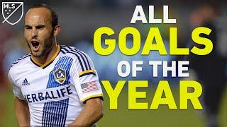 Pick Your Favorite: Every MLS Goal of the Year