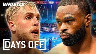 """Tyron Woodley Calls Jake Paul OUT!  """"I'm Gonna EMBARRASS Him!"""""""