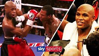 When Floyd Mayweather was STUNNED by Shane Mosley & fought back to win | Fight Rewind